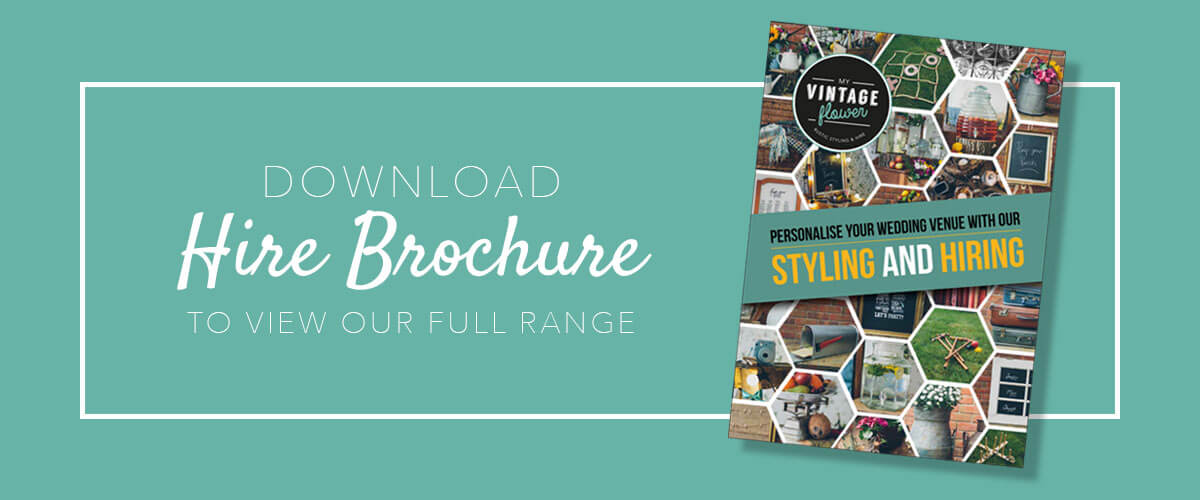 Hire Brochure-image - My Vintage Flower