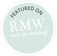 Rock My Wedding Logo - My Vintage Flower