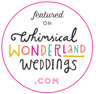 Whimsical Wonderland Weddings. com Logo - My Vintage Flower